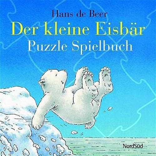 9783314014277: Der kleine Eisbär. Puzzle Spielbuch