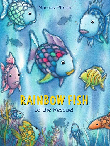 9783314015748: Rainbow Fish to the Rescue
