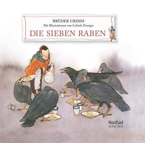 9783314016158: Die 7 Raben: NordSüd Märchen