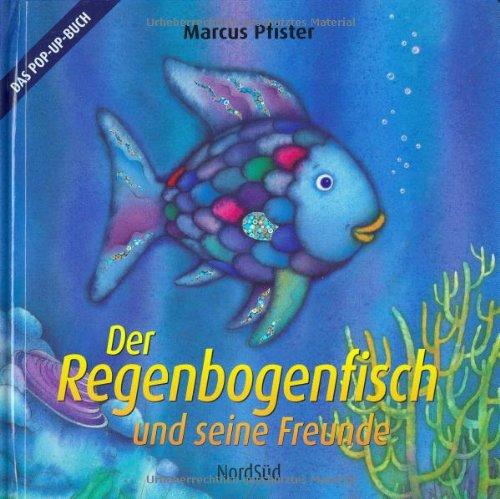 9783314016554: Der Regenbogenfisch und seine Freunde: Pop-up-Buch mit Glitzerfolie