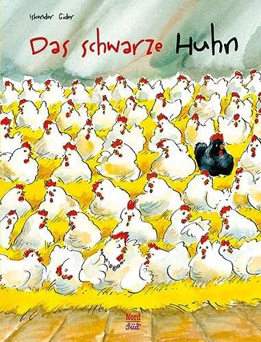 9783314016585: Das schwarze Huhn