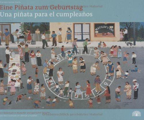 9783314016776: Eine Piñata zum Geburtstag / Una piñata para el cumpleaños