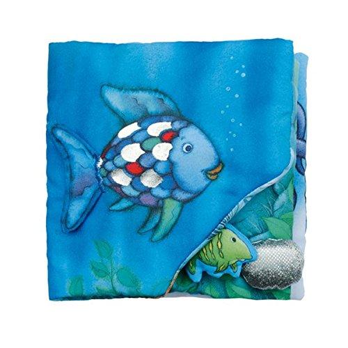 9783314017636: Mein Regenbogenfisch-Stoffbuch