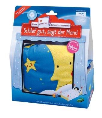 9783314017889: Mein liebstes Kuschelkissenbuch. Schlaf gut, sagt der Mond: Ab 3 Monaten