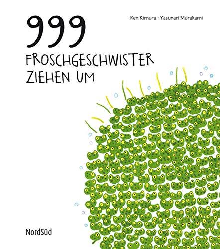 9783314100178: 999 Froschgeschwister ziehen um