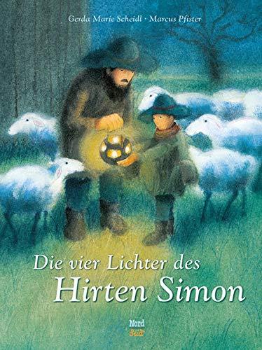 9783314100536: Die vier Lichter des Hirten Simon