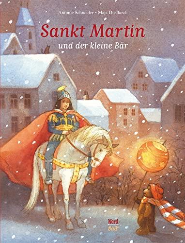 9783314100543: Sankt Martin und der kleine Bär (German Edition)