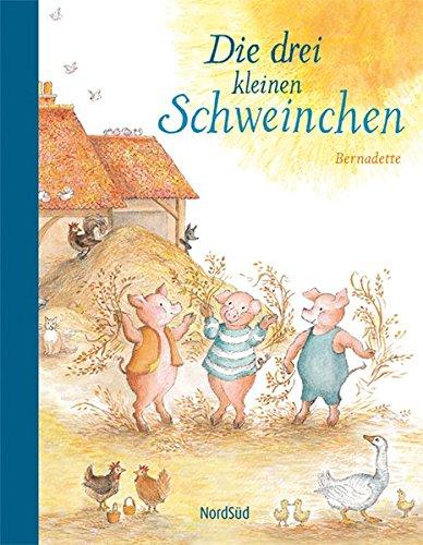 9783314100680: Die drei kleinen Schweinchen