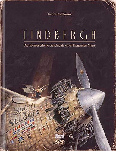 9783314102103: Lindbergh: Die abenteuerliche Geschichte einer fliegenden Maus (German Edition)