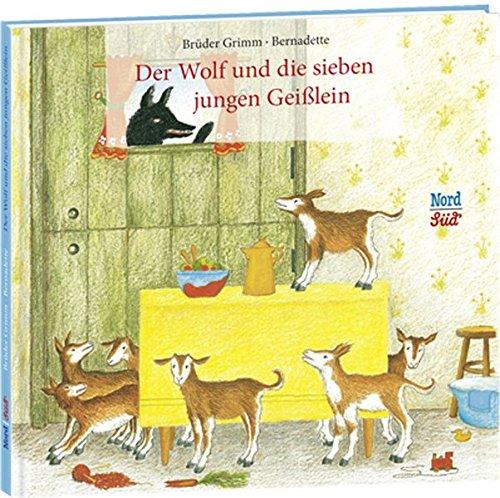 9783314102257: Der Wolf und die sieben jungen Gei�lein