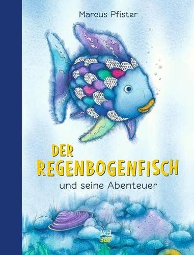 9783314102509: Der Regenbogenfisch und seine Abenteuer