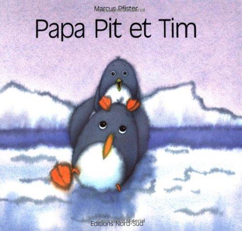 9783314208300: Papa Pit et Tim