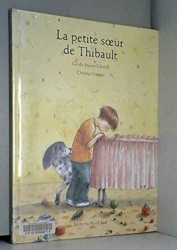 9783314211744: La petite soeur de Thibault