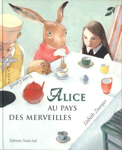 9783314212239: Alice au pays des merveilles (Grands Albums)