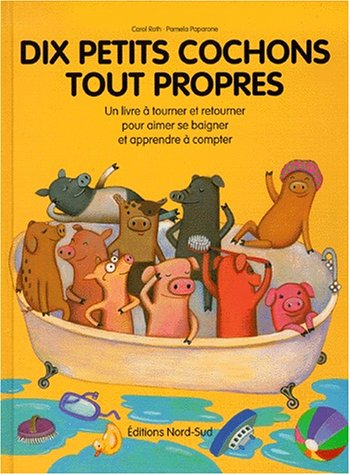 9783314212338: Dix petits cochons tout propres / D (French Edition)