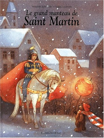 9783314213014: Le grand manteau de saint Martin