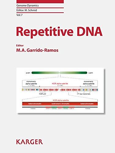 Repetitive DNA (Genome Dynamics Vol. 7): M.A. Garrido-Ramos (Editor),