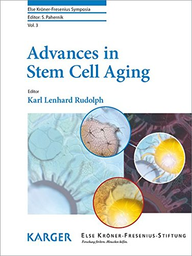 9783318021707: Advances in Stem Cell Aging (Else Kroner-Fresenius-Symposia)