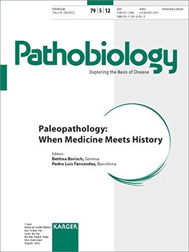 9783318021813: Paleopathology: When Medicine Meets History (Pathobiology)