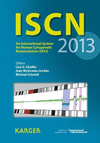 ISCN 2013: An International System for Human: Shaffer, L.G.; McGowan-Jordan,