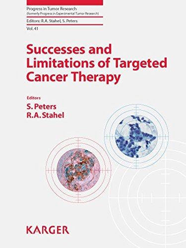 9783318025415: Successes and Limitations of Targeted Cancer Therapy (Progress in Tumor Research)