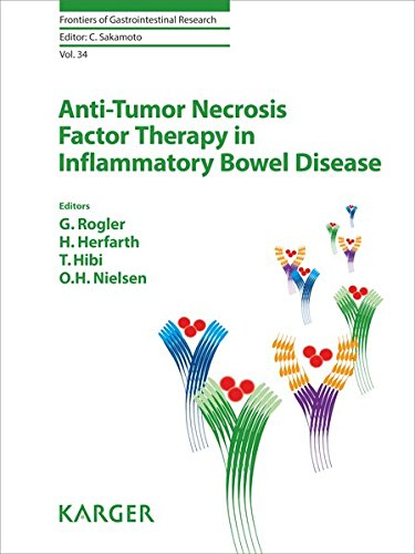 9783318054736: Anti-Tumor Necrosis Factor Therapy in Inflammatory Bowel Disease (Frontiers of Gastrointestinal Research, Vol. 34)