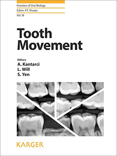 9783318054798: Tooth Movement (Frontiers of Oral Biology, Vol. 18)