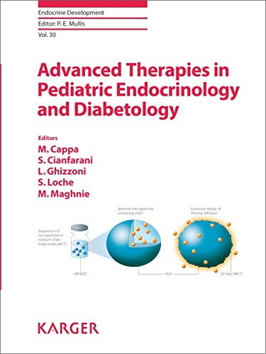 9783318056365: Advanced Therapies in Pediatric Endocrinology and Diabetology (Endocrine Development, Vol. 30)