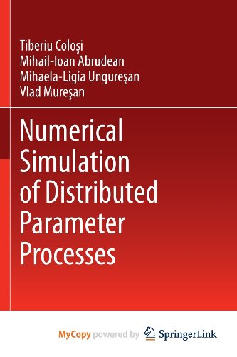 9783319000152: Numerical Simulation of Distributed Parameter Processes