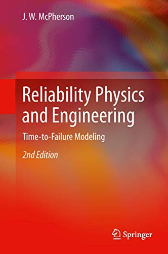 9783319001210: Reliability Physics and Engineering: Time-To-Failure Modeling
