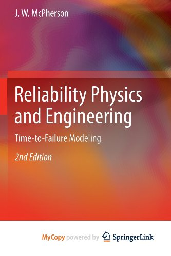 9783319001234: Reliability Physics and Engineering: Time-To-Failure Modeling