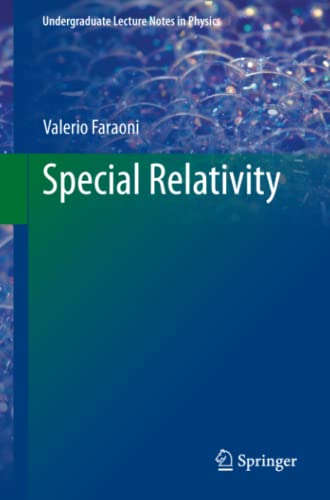 9783319011066: Special Relativity (Undergraduate Lecture Notes in Physics)