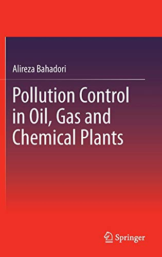 9783319012339: Pollution Control in Oil, Gas and Chemical Plants