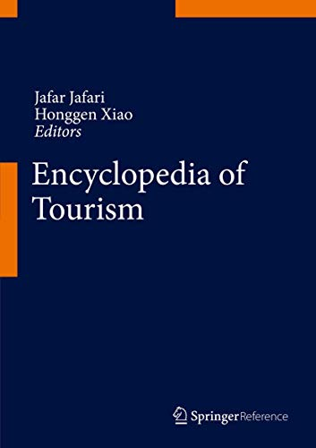 9783319013831: Encyclopedia of Tourism