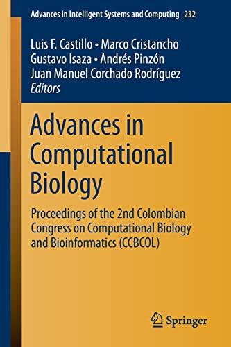 Advances in Computational Biology: Castillo, Luis F.