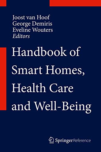 9783319015842: Handbook of Smart Homes, Health Care and Well-Being