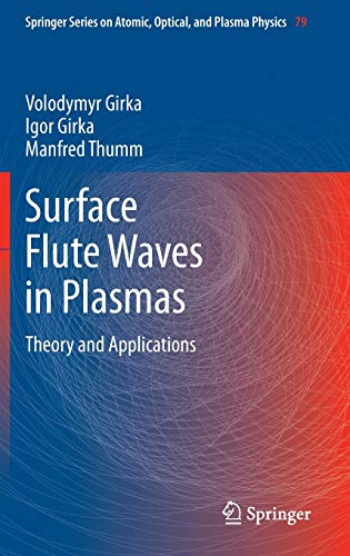 9783319020266: Surface Flute Waves in Plasmas: Theory and Applications