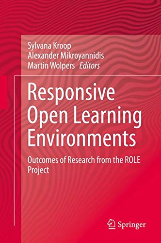 9783319023984: Responsive Open Learning Environments: Outcomes of Research from the ROLE Project