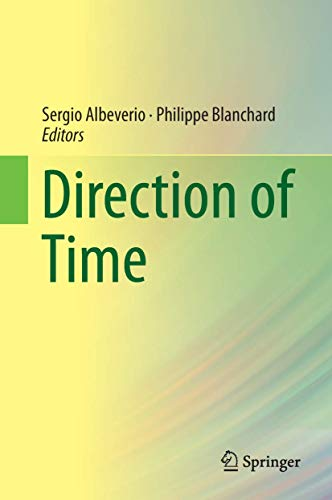 9783319027975: Direction of Time