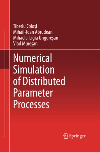 9783319033266: Numerical Simulation of Distributed Parameter Processes