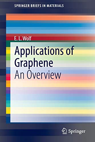 9783319039459: Applications of Graphene: An Overview (SpringerBriefs in Materials)