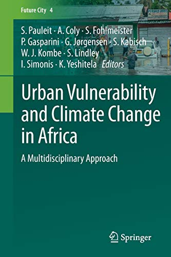 9783319039817: Urban Vulnerability and Climate Change in Africa: A Multidisciplinary Approach