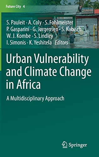 9783319039848: Urban Vulnerability and Climate Change in Africa: A Multidisciplinary Approach