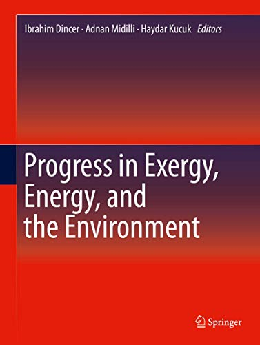 Progress in Exergy, Energy, and the Environment (Hardcover)