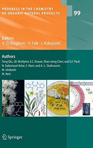 9783319048994: Progress in the Chemistry of Organic Natural Products 99