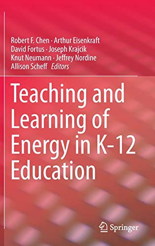 9783319050164: Teaching and Learning of Energy in K - 12 Education