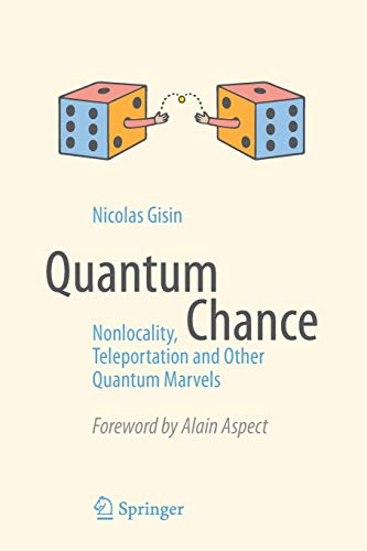 9783319054728: Quantum Chance: Nonlocality, Teleportation and Other Quantum Marvels