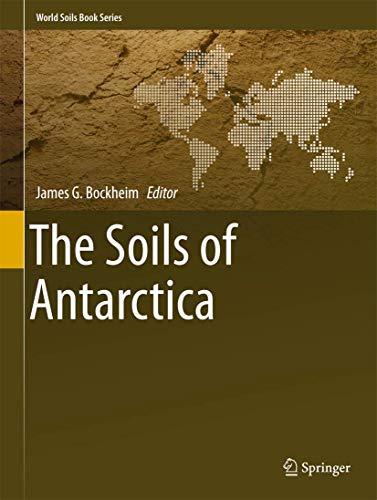 Soils of Antarctica (Hardcover)