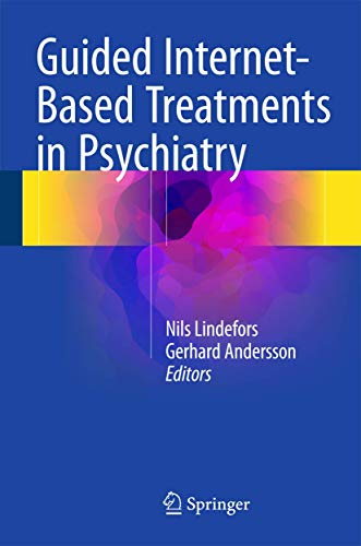 9783319060828: Guided Internet-Based Treatments in Psychiatry
