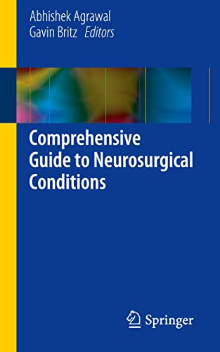 Neurosurgical Conditions: Abhishek Agrawal